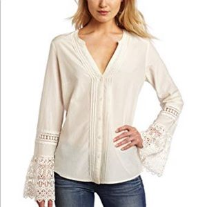 Lucky Brand Victoria Blouse